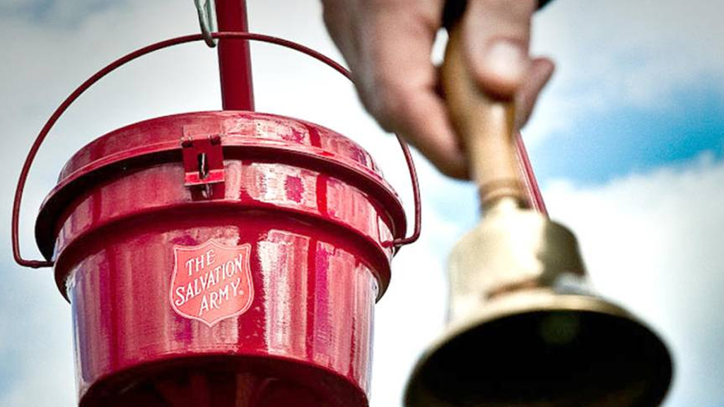 Salvation Army Kettle ~ Salvation army kettle campaign chez