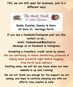 The Book Nook & Other Treasures