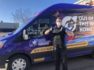 Out of This World Home Services