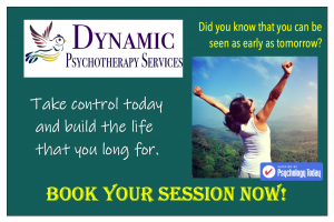 Dynamic Psychotherapy Services